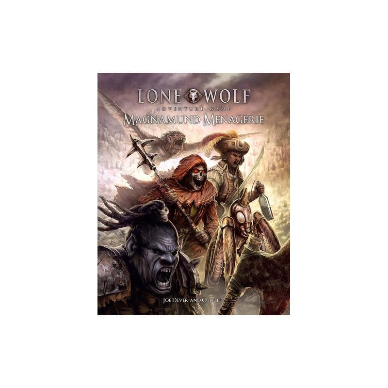Magnamund Menagerie: Lone Wolf Adventure Game