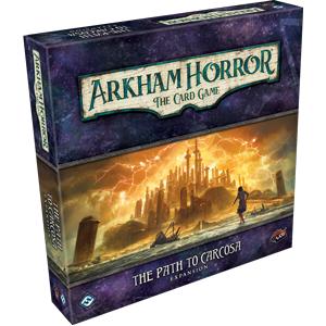 Path to Carcosa: Arkham Horror LCG Exp.