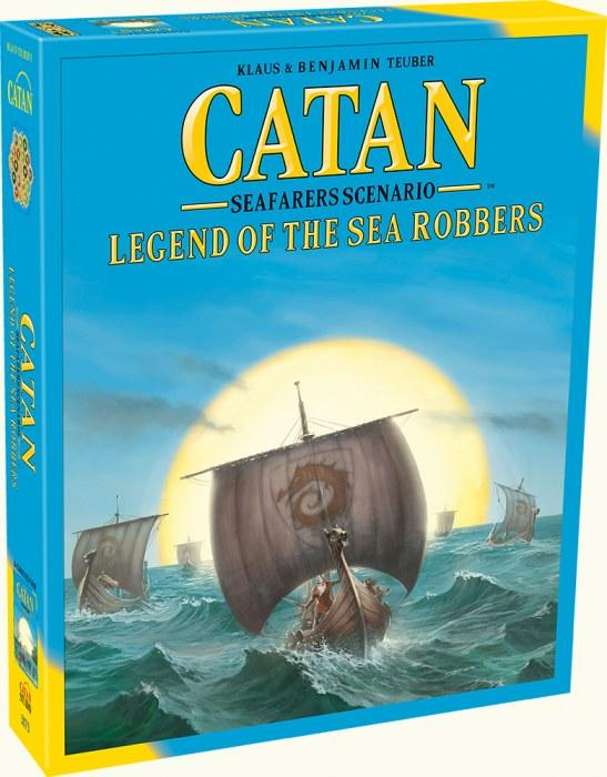 Legend of the Sea Robbers: Catan