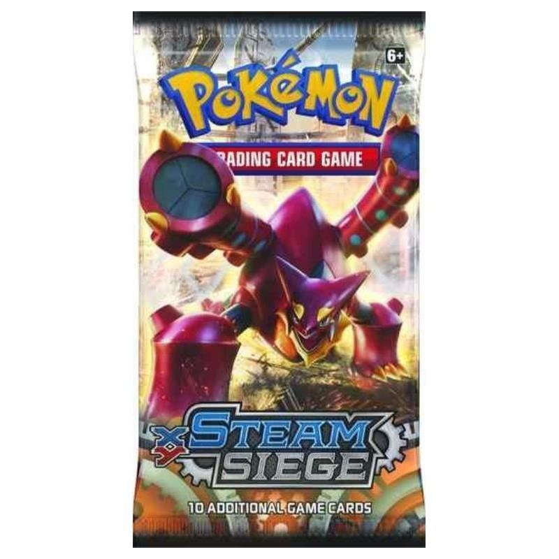 Pokemon TGC - XY11 Steam Siege Single Booster