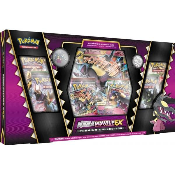 Pokémon TCG: Mega Mawile-EX Premium Collector's Box
