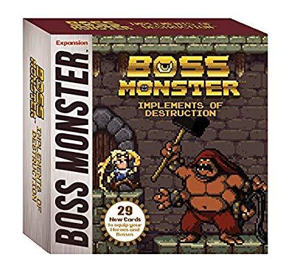 Implements of Destruction: Boss Monster Expansion