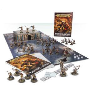 Warhammer Age of Sigmar: Thunder & Blood