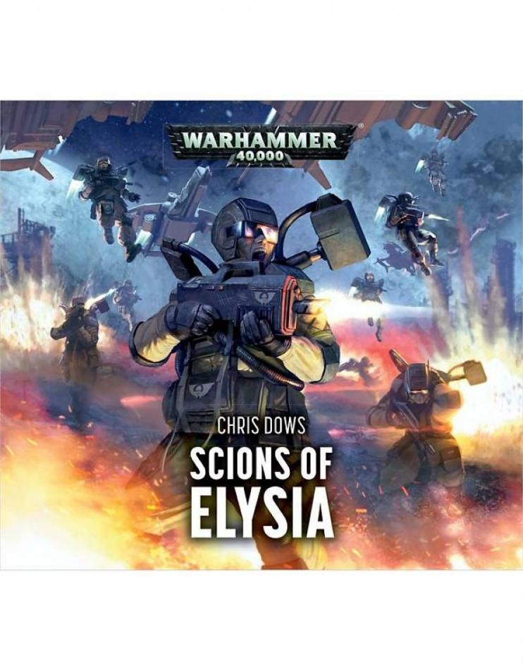 Scions of Elysia (Audiobook)