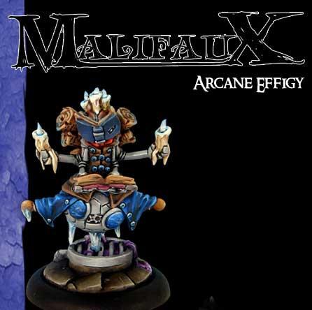 Effigy Doll - Arcanist Arcane