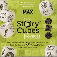 Rory's Story Cubes - Voyages MAX