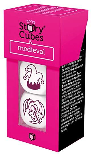 Rory's Story Cubes - Medieval