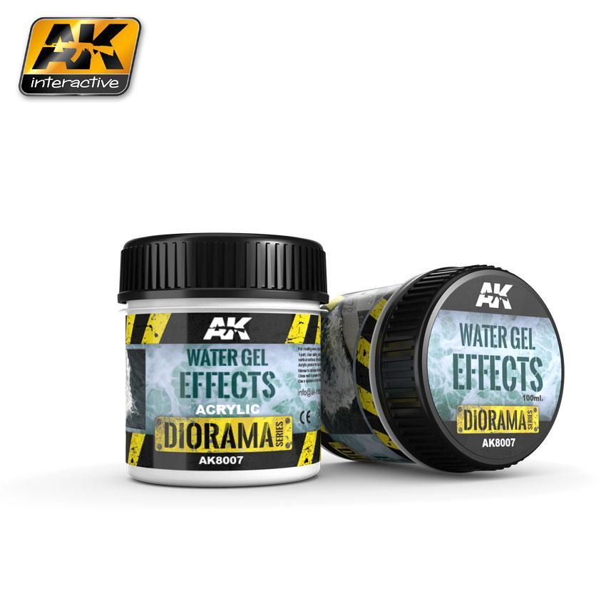 AK Interactive Water Gel - Effects 100ml.