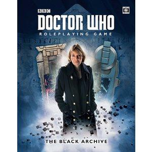 The Black Archive: Doctor Who RPG