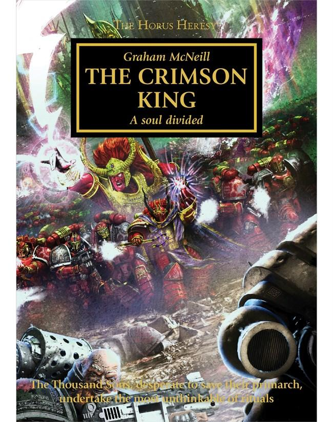 Horus Heresy: The Crimson King (A5 Hardback)