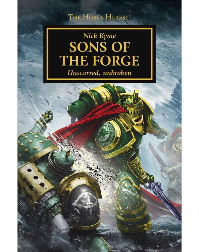 Horus Heresy: Sons Of The Forge (A5 Hardback)