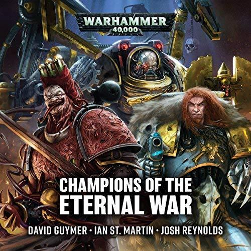 Champions Of The Eternal War (Audiobook)