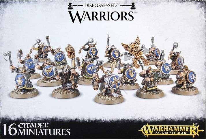Dispossessed Warriors