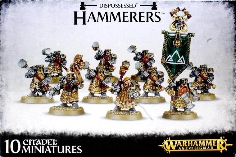 Hammerers / Longbeards