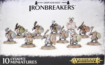 Ironbreakers / Irondrakes