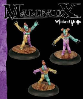 Wicked dolls - old