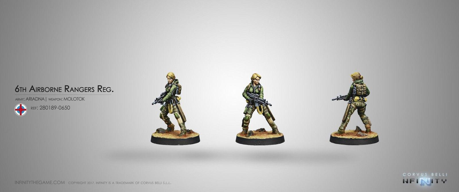 6th Airborne Ranger Reg. (Molotok)