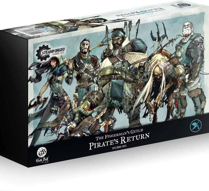 The Fisherman's Guild: Pirate's Return