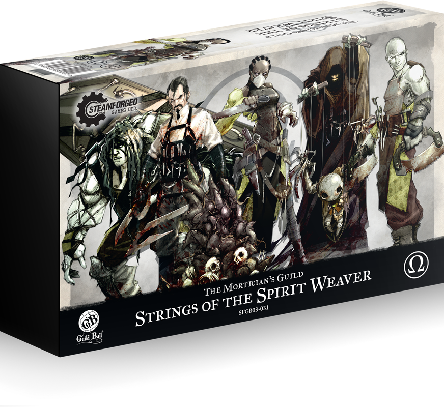 The Mortician's Guild: Strings of the Spirit Weaver