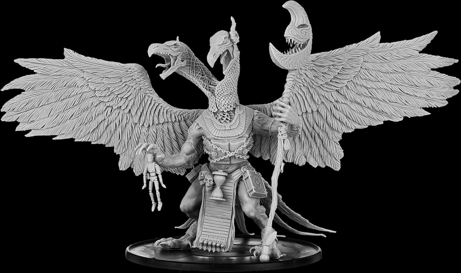 Hetseentcha, Phoenix Demon