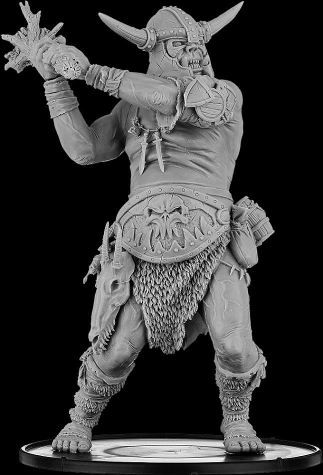 Borruk, Orc Giant