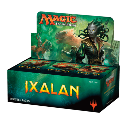 Magic: The Gathering - Ixalan Booster Box