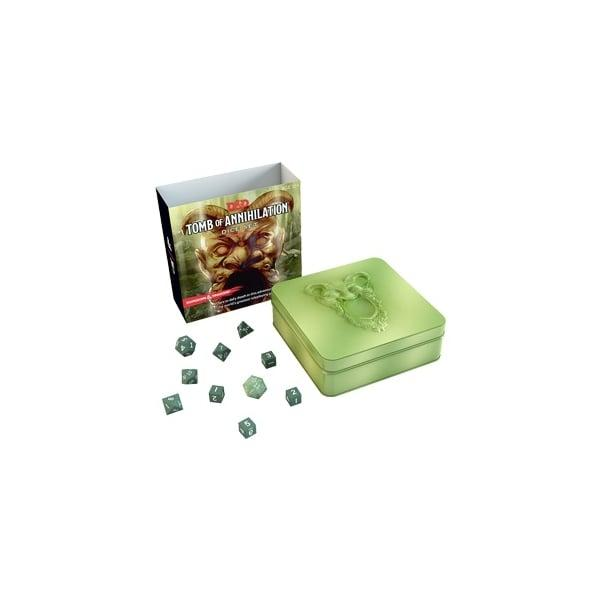 Dungeons & Dragons: Tomb of Annihilation Dice Set (DDN)