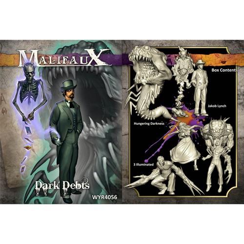 Dark Debts Box Set