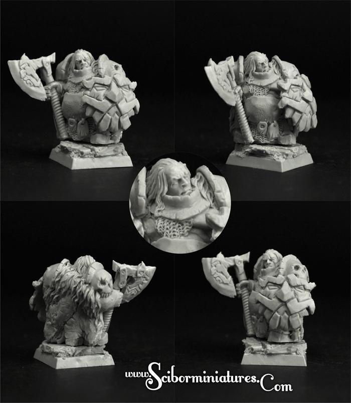 Degenerate Dwarf #2