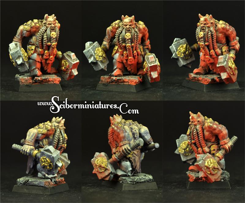 Furious Warrior #4