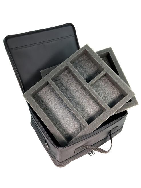 P.A.C.K. C4 Bag 2.0 - Card Box Load Out (Black)