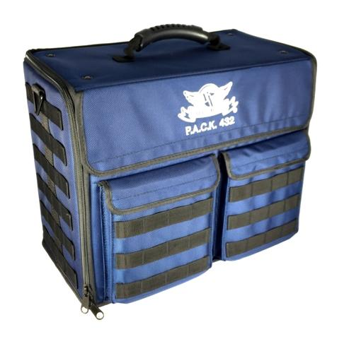 P.A.C.K. 432 Molle Horizontal Star Wars X-Wing Generic Load Out (Blue)