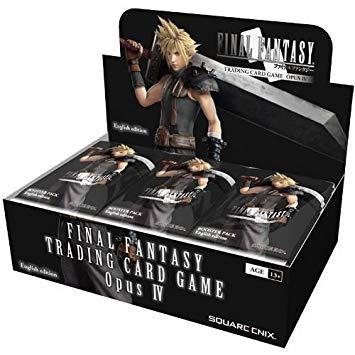 Final Fantasy TCG: Opus 4 Booster Box