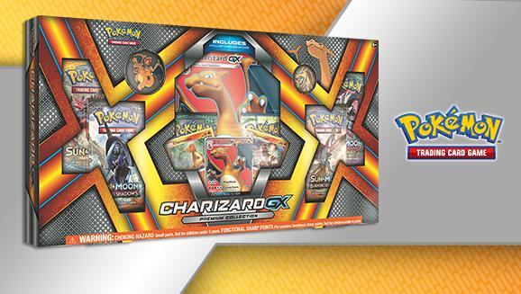 Charizard-GX Premium Collection: Pokemon TCG