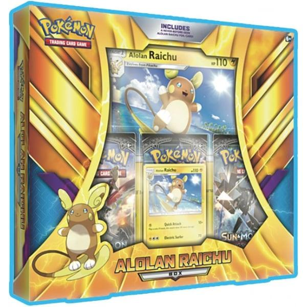 Alolan Raichu Box: Pokemon TCG