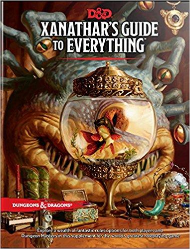 Dungeons & Dragons: Xanathar's Guide to Everything (DDN)