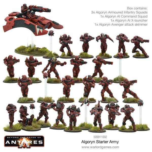 Algoryn Starter Army