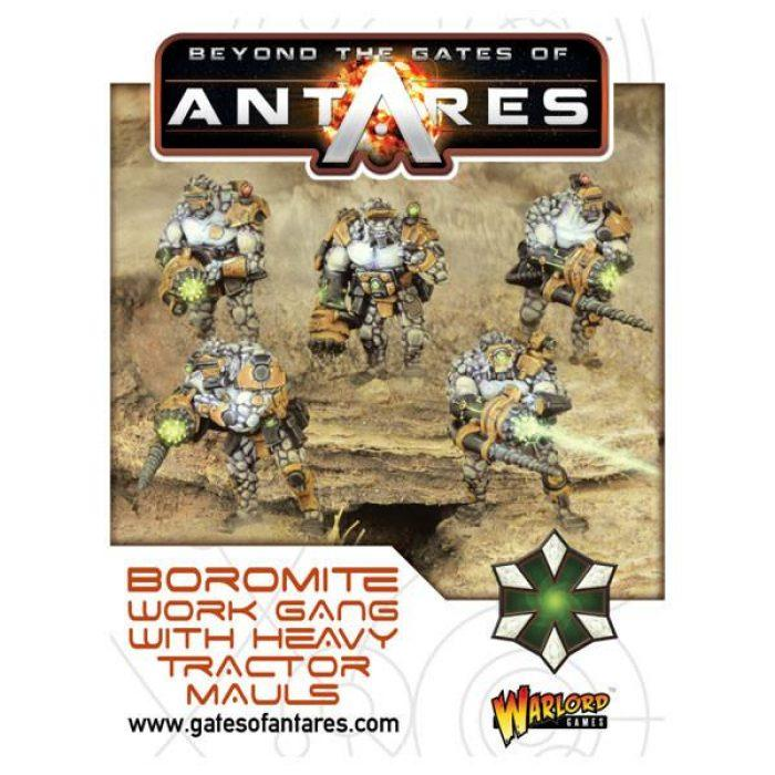 Boromites with Tractor Mauls