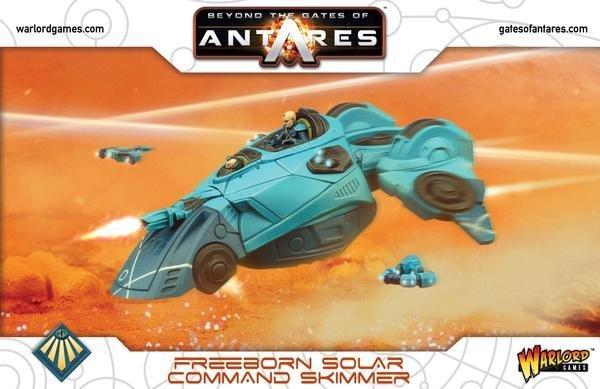 Freeborn Solar Command Skimmer