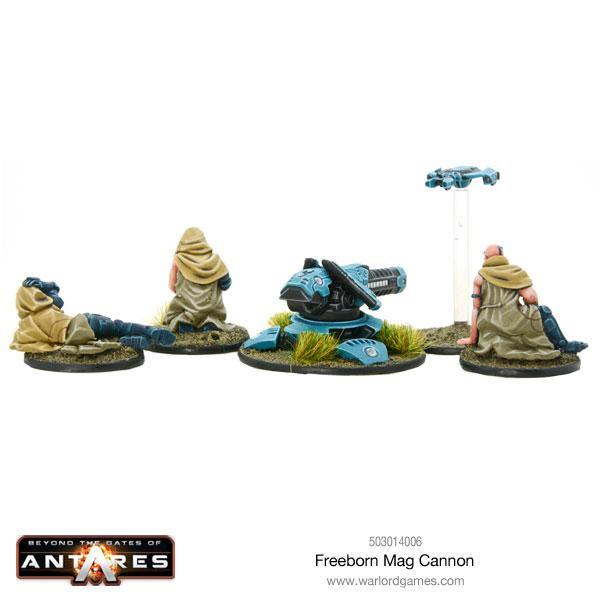 Freeborn Mag Cannon