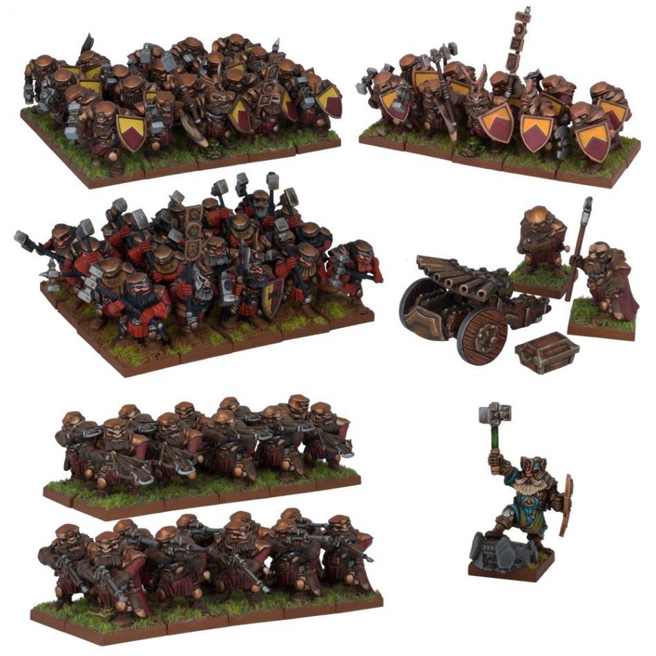 Dwarf Army (2017)