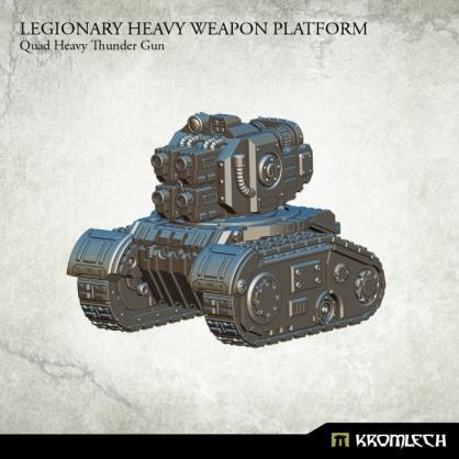 Legionary Heavy Weapon Platform: Quad Heavy Thunder Gun (1)