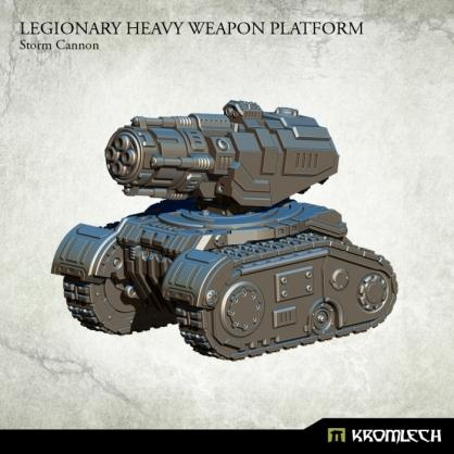 Legionary Heavy Weapon Platform: Storm Cannon (1)