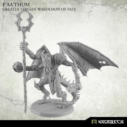 F'aa'thum, Greater Stygian Wardemon of Fate (1)