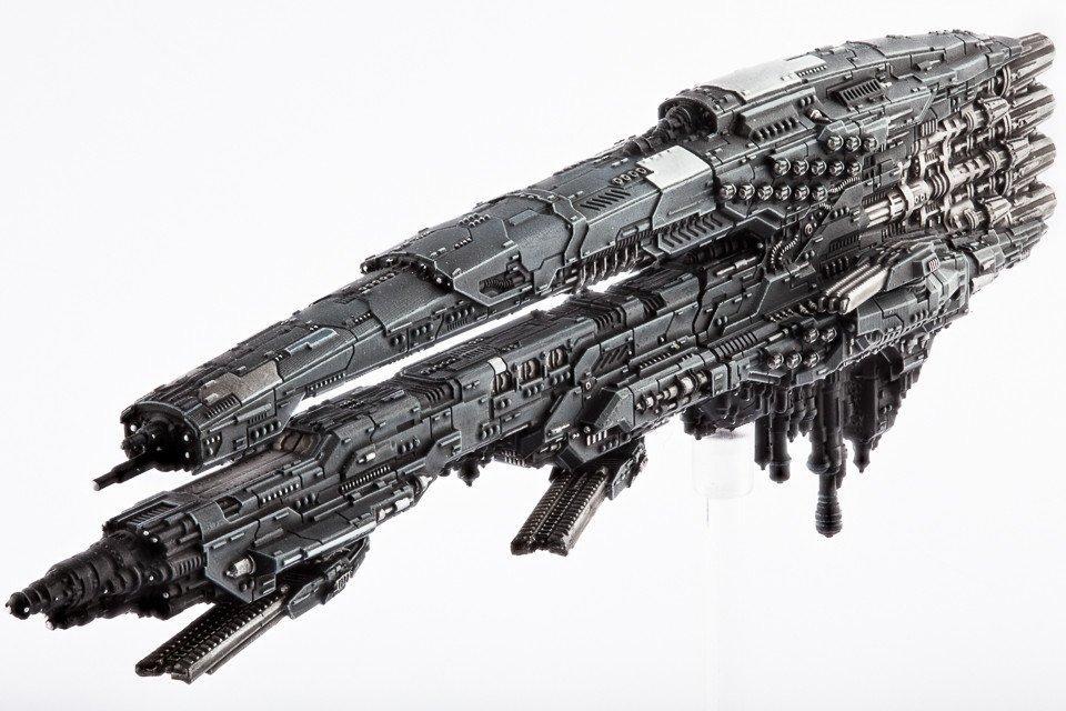 UCM Battlecruiser