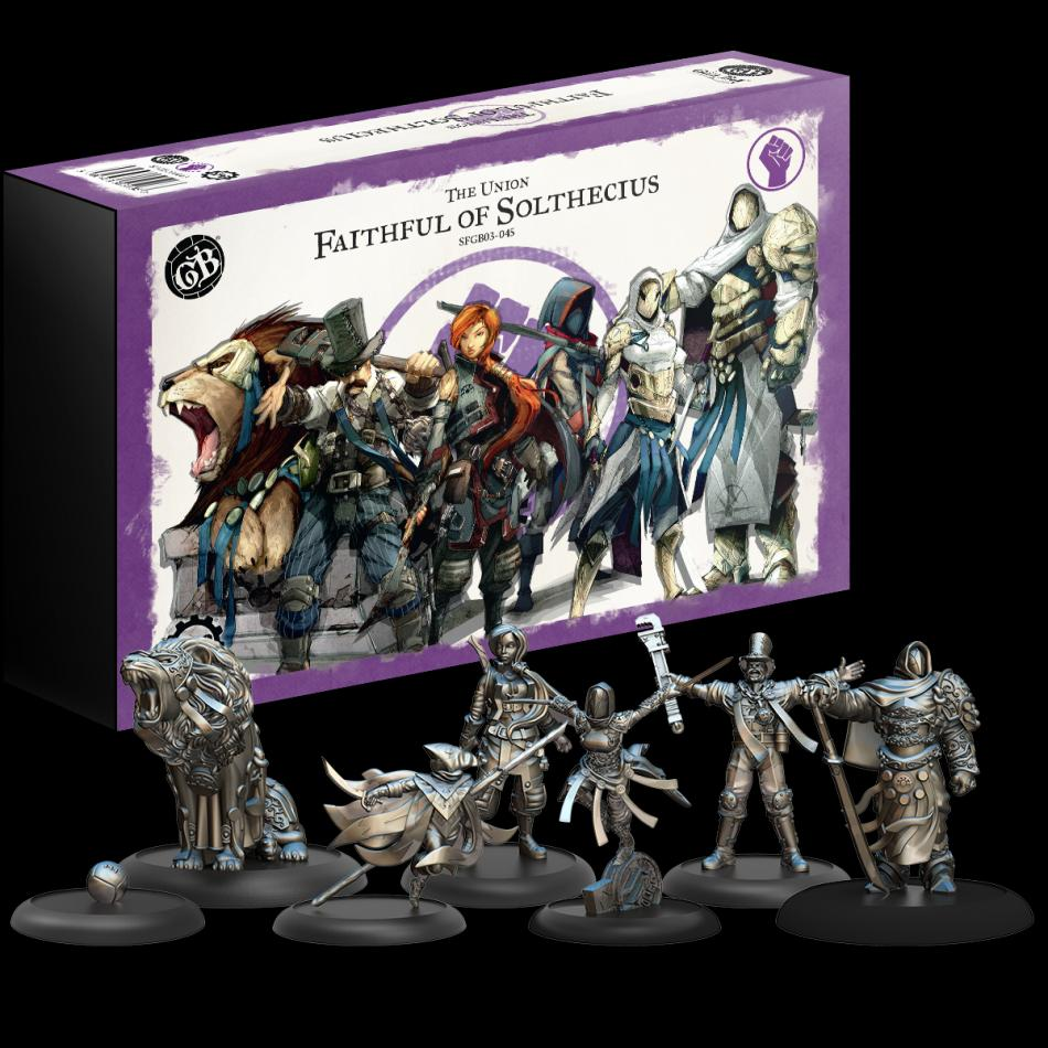 Guild Ball: Union Grace and Benediction S3 update pack