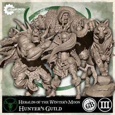 Guild Ball: Hunters S3 Update Pack