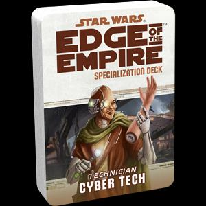 Cyber Tech Specialization Deck: Edge of the Empire