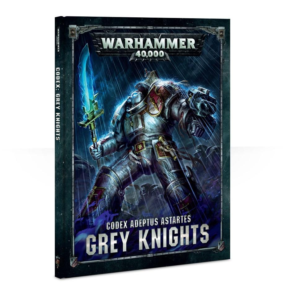 Codex: Grey Knights (OLD)