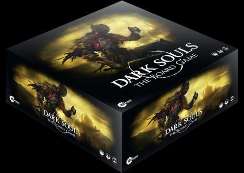Dark Souls: The Board Game (Spanish)